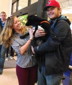 Texas Animal Guardians November 2014 Adoption Event